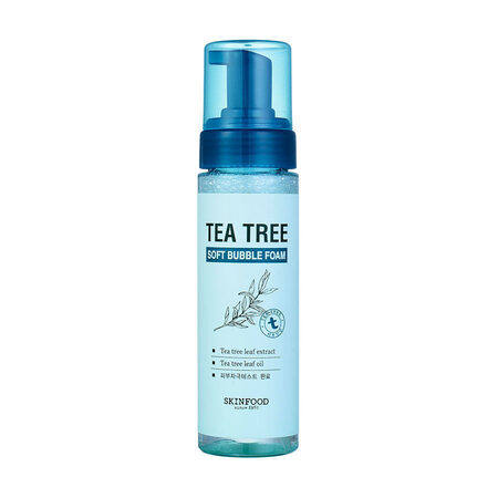 Skinfood Tea Tree Soft Bubble Foam